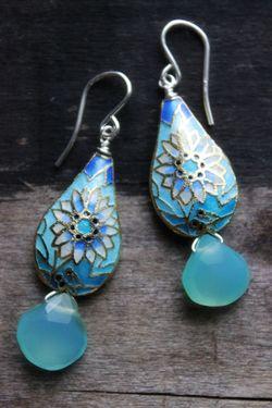 Chrysanthemum_earrings