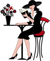 Beautiful_woman_reading_a_book_at_an_outdoor_cafe_in_france_0515-1012-0503-2917_SMU
