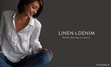 Linendenim