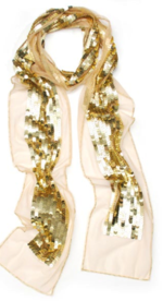 Elizabeth-gillett-celina-layered-sequin-net-oblong-scarf-gold-2