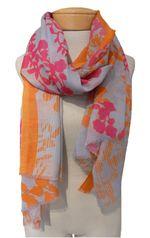 Banaris-cotton-stole-w-hanging-vine-print-pink-2
