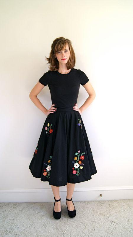 Circle skirt 19