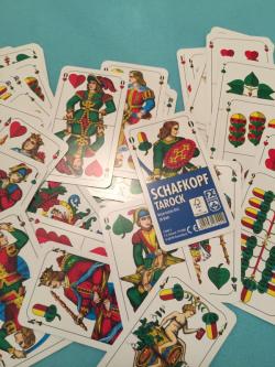 Schafkopfcards