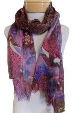 Wine scarf 2