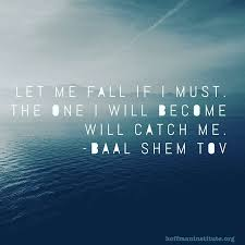 Let me fall if i must