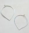 Sosie-silver-lotus-petal-hoops-2