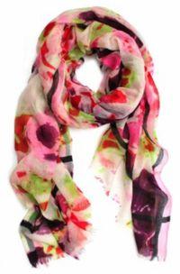Elizabeth-gillett-bailey-floral-cashmere-scarf-fuchsia-2