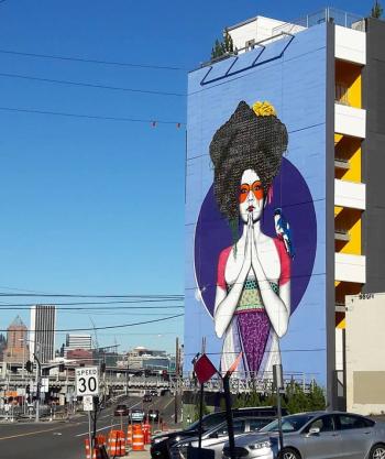 Division mural
